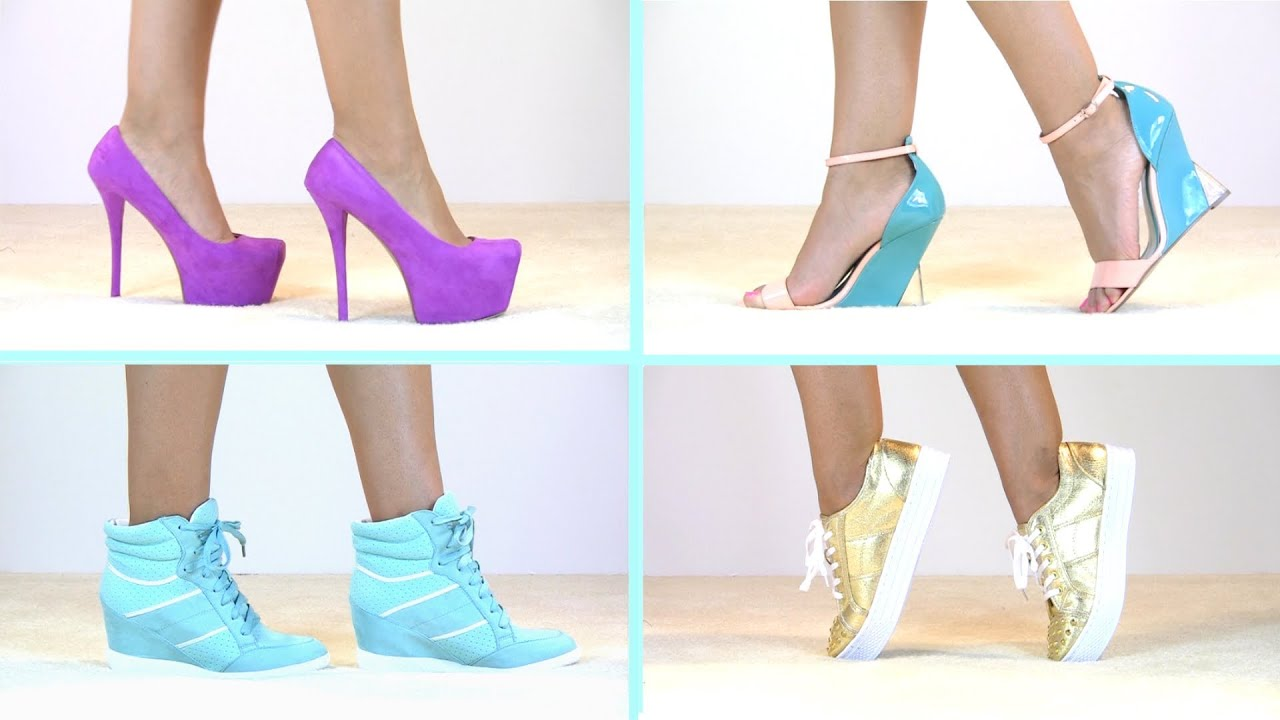 bd3027bbfac2 Spring   Summer Shoe Haul Shoe Collection! High Heels