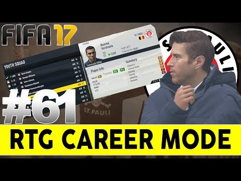 FIFA 17 | RTG Career Mode | #61 | NEW POTENTIAL TO BE SPECIAL YOUTH PLAYER + FOUR HUGE GAMES!!!