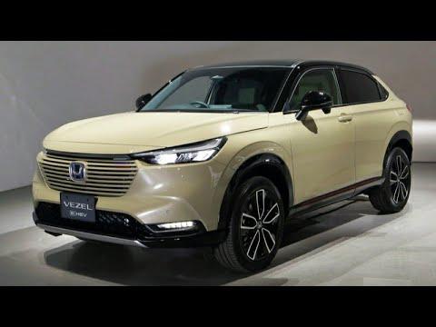 NEW Honda HR-V - VEZEL 2021 - Redesign and Better - YouTube