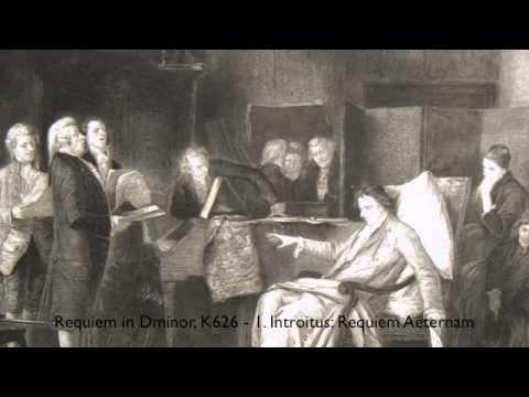 Mozart, Requiem in Dminor, K626 - 1. Introitus: Requiem Aeternam