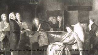 Mozart, Requiem in Dminor, K626 - 1. Introitus: Requiem Aeternam