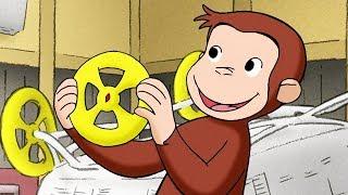 Georges le Petit Singe 🐵Le Chariot de Betty 🐵Saison 1  🐵Dessin Animé 🐵Animation Pour Enfants