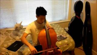 菊花台 Ju Hua Tai (周杰倫 Jay Chou) - Cello