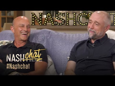 NASHVILLE on CMT | NashChat feat. Bucky and Glenn | Episode 19
