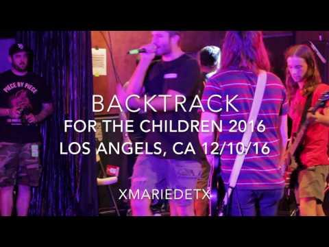 Backtrack -FULL SET- | UNION | For The Children 2016