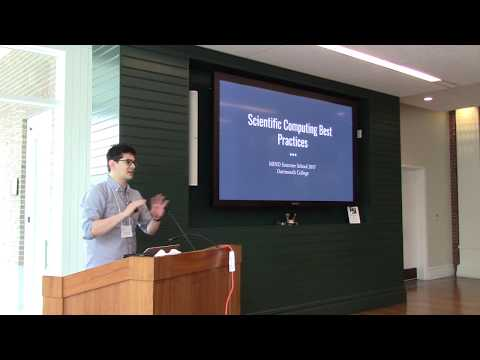"Luke Chang MIND Talk ""Scientific Computing"""