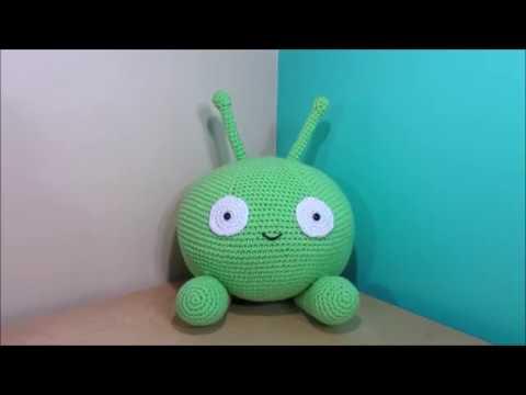 Cactos de Crochê Amigurumi em Crochê Simoni Figueiredo - YouTube | 360x480