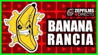 La Banana Rancia nos enseña estafas online | ZEPfilms Directo #23