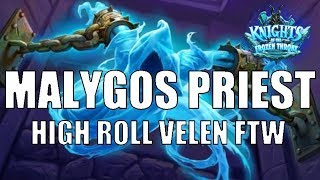 Malygos Priest - Can we High-Roll Prophet Velen? (S42 - 02)