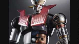 Mazinger Z - Soul Of Chogokin DX Mazinger Z 40th Anniversary Edition (Bandai)