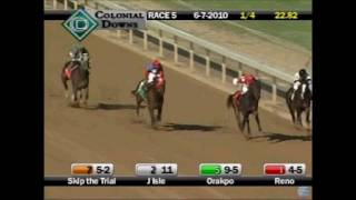 Colonial Downs - Reno