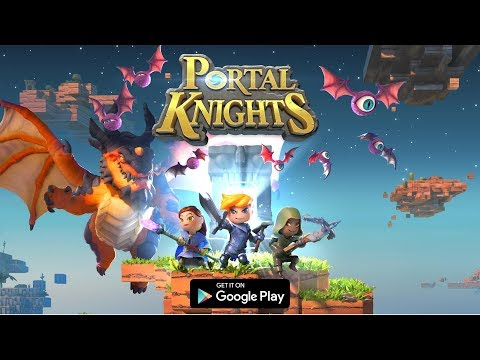 Portal Knights - Coming Soon To Google Play Store