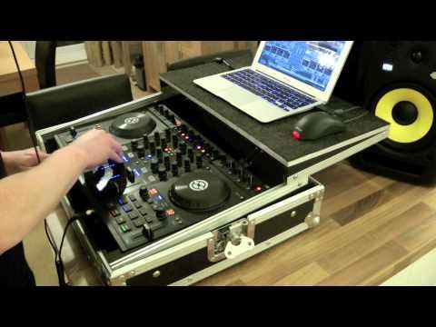 chfmix 4: Traktor Kontrol S4 – electro mix 1