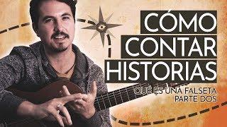 ¿Qué es una Falseta en la Guitarra Flamenca? Parte 2/Cómo contar una HISTORIA en BULERÍAS por SOLEÁ