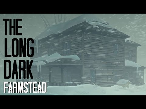 The Long Dark - Lost in a BLIZZARD until I found a Farmhouse [4k] (Part 3)