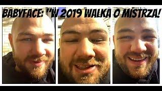 Babyface 72 godziny przed Washingtonem Po rozmowie z Haymonem W 2019 walka o mistrza