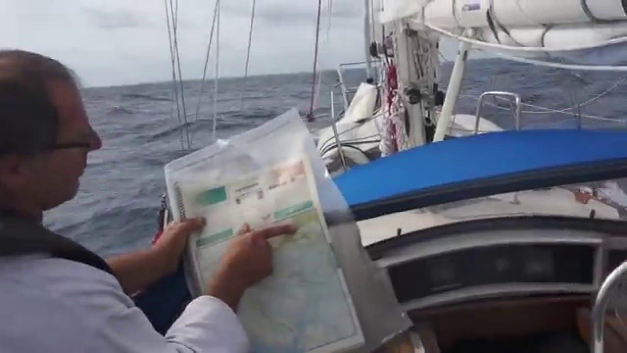 Sailing Video New Bern NC To Abaco Bahamas