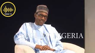 Just In: Buhari React On If He Lose Election, Health Condition.
