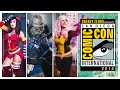San Diego Comic Con (SDCC) - Cosplay Music Video ‏ 2014