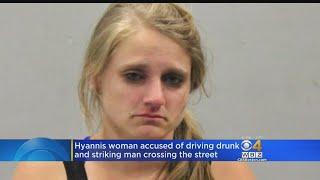 Hyannis Pedestrian Struck By Accused Drunk Driver