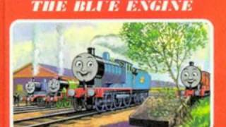 tribute to Edward the blue engine