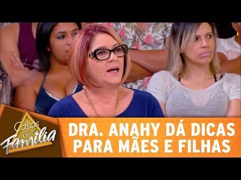 Especialista Dá Dicas Para Mães E Filhas | Casos De Família (23/11/17)