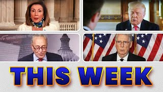 WHITE HOUSE \u0026 DEMOCRATS AGREE ON DEAL FOR ENHANCED UNEMPLOYMENT BENEFIT EXTENSION BY END OF THE WEEK