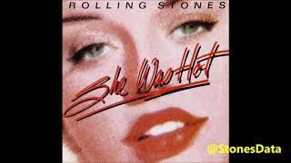 Rolling Stones SHE WAS HOT (original country version, 1982, UNRELEASED)