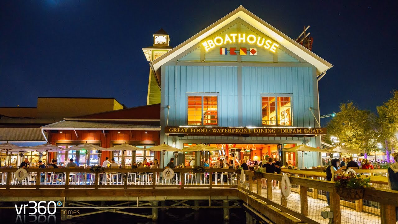 Boathouse Restaurant At Disney Springs In Orlando