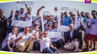 """منى حداد، محمد الزيادين ومحمد الحمران - أول أردنيان يقطعان مسار """"درب الأردن"""""""
