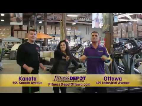 Fitness Depot Change Your Life With Tony Greco Youtube