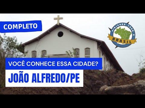 Viajando Todo o Brasil - João Alfredo/PE - Especial