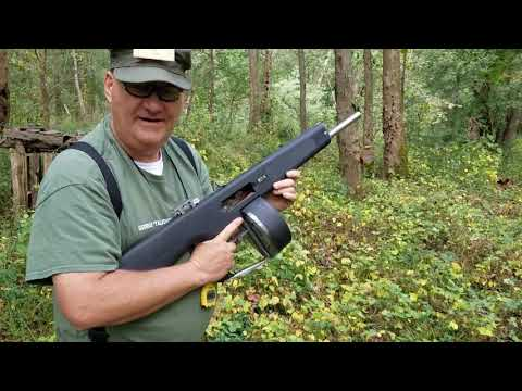 I got this old used gun. A  AA12 Full auto shotgun. WHAAAAAA! October 13, 2017