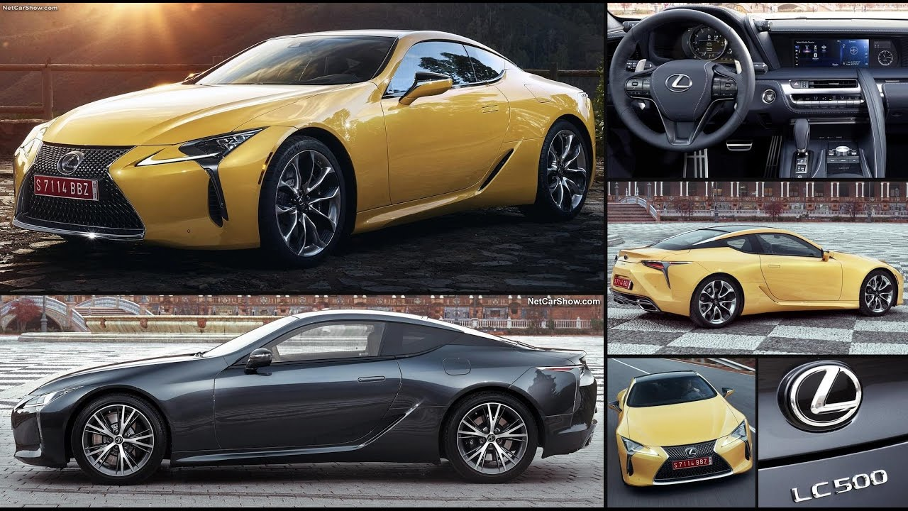 Topspeed Lexus Lc 500 2018 First Drive Youtube
