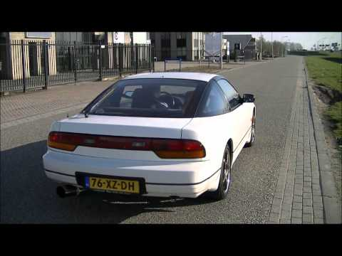 Nissan 200SX S13 perfect blow-off