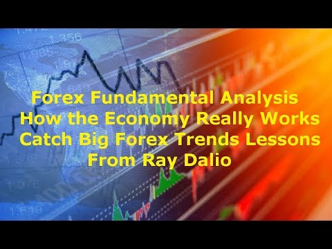 Forex Fundamentals How the Economy Works Trading Advice from Ray Dalio