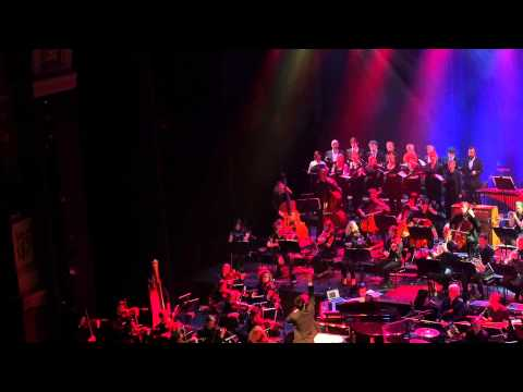 God of War - Theme Song (Live Orchestra) 2014