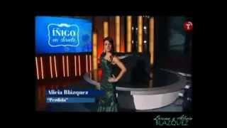 Alicia Blazquez- Perdida (Iñigo en directo)
