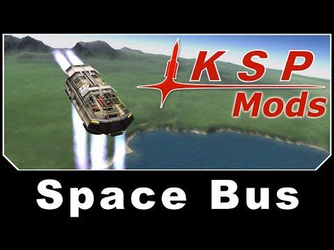 KSP Mods - Space Bus