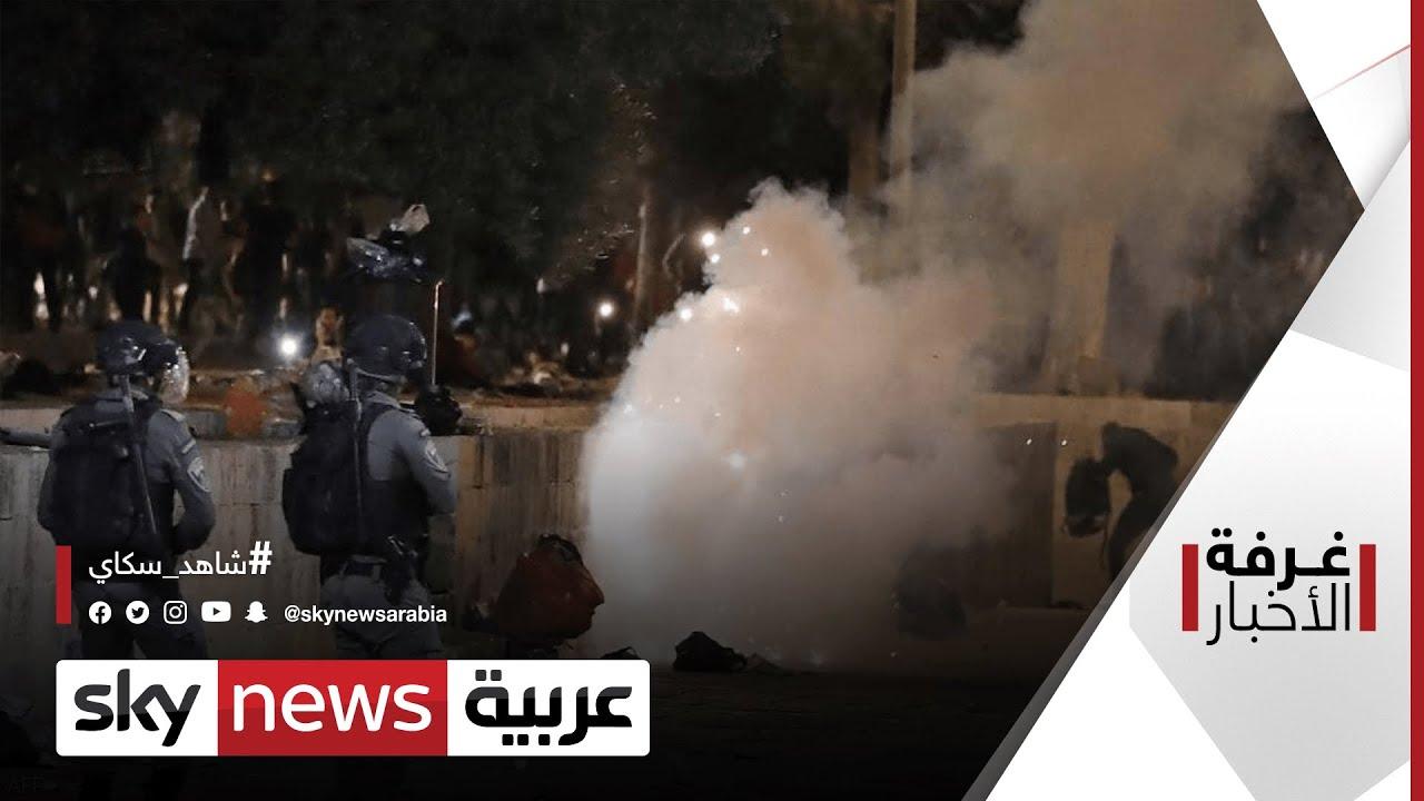 إسرائيل تطالب بالاستعداد للتصعيد بالقدس والضفة وغزة | #غرفة_الأخبار  - نشر قبل 9 ساعة