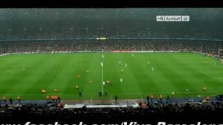 Cristiano Ronaldo esquiva a Jimmy Jump clasico 2011