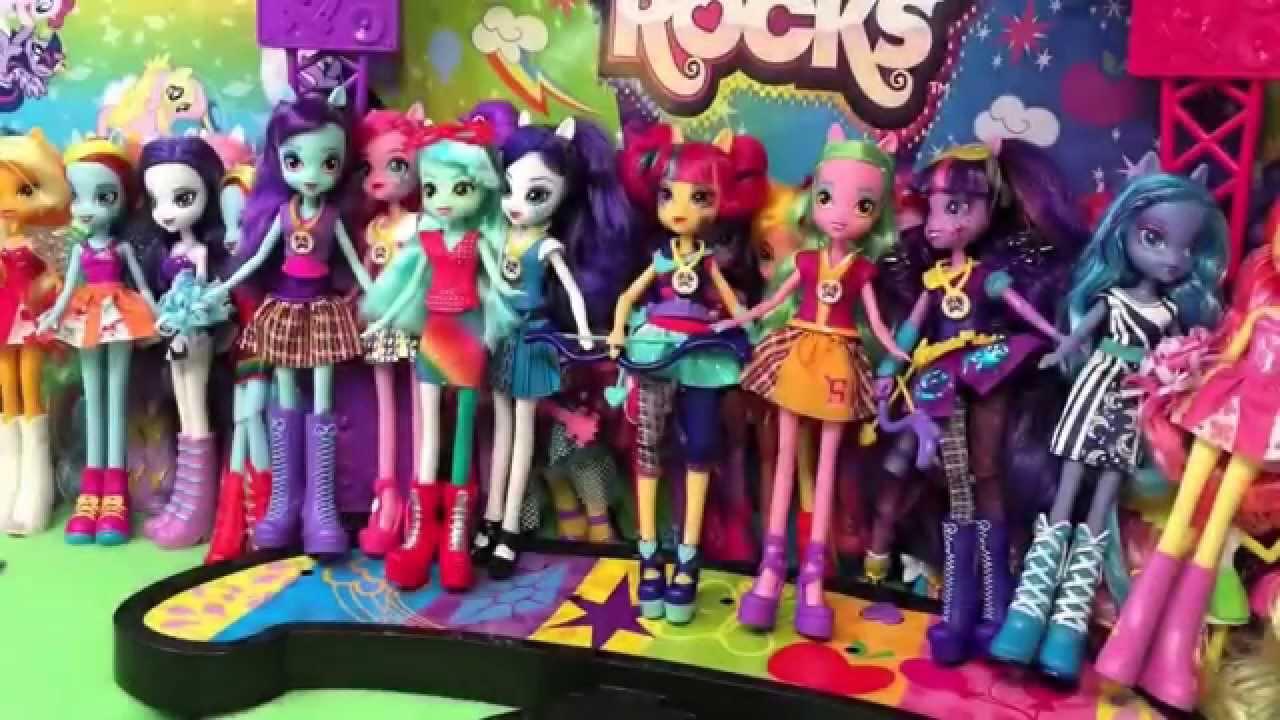 My Little Pony Equestria Girls Target Exclusive Pinkie Pie