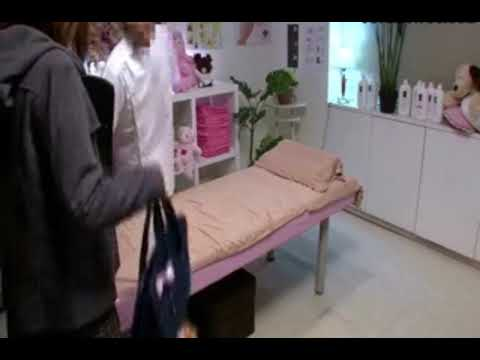 Japanese Teen School Girl Body Massage™ - YouTube