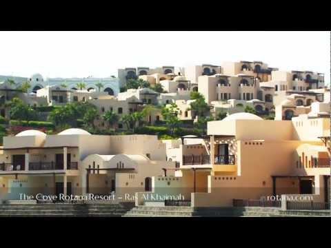 The Cove Rotana Resort Hotel and Spa in Ras Al Khaimah, United Arab Emirates