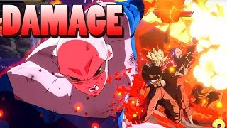 JIREN IS CRAZY! | Dragonball FighterZ Ranked Matches