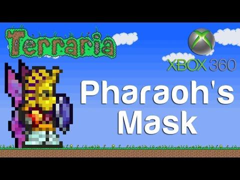Terraria Xbox - Pharaoh's Mask [152]