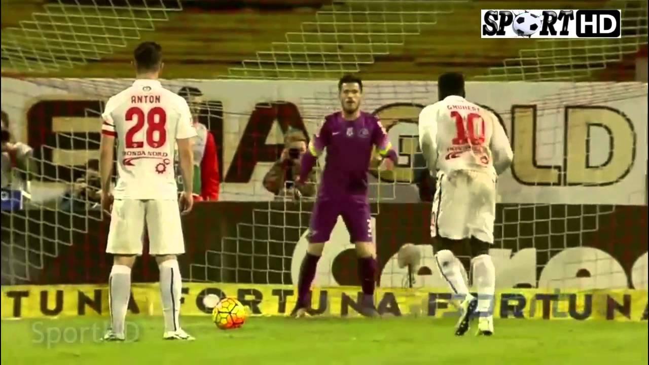PCH la Viitorul - Dinamo 0-0 - YouTube  |Viitorul Dinamo