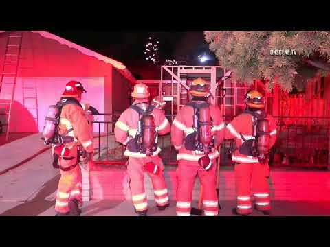 Buena Park House Fire
