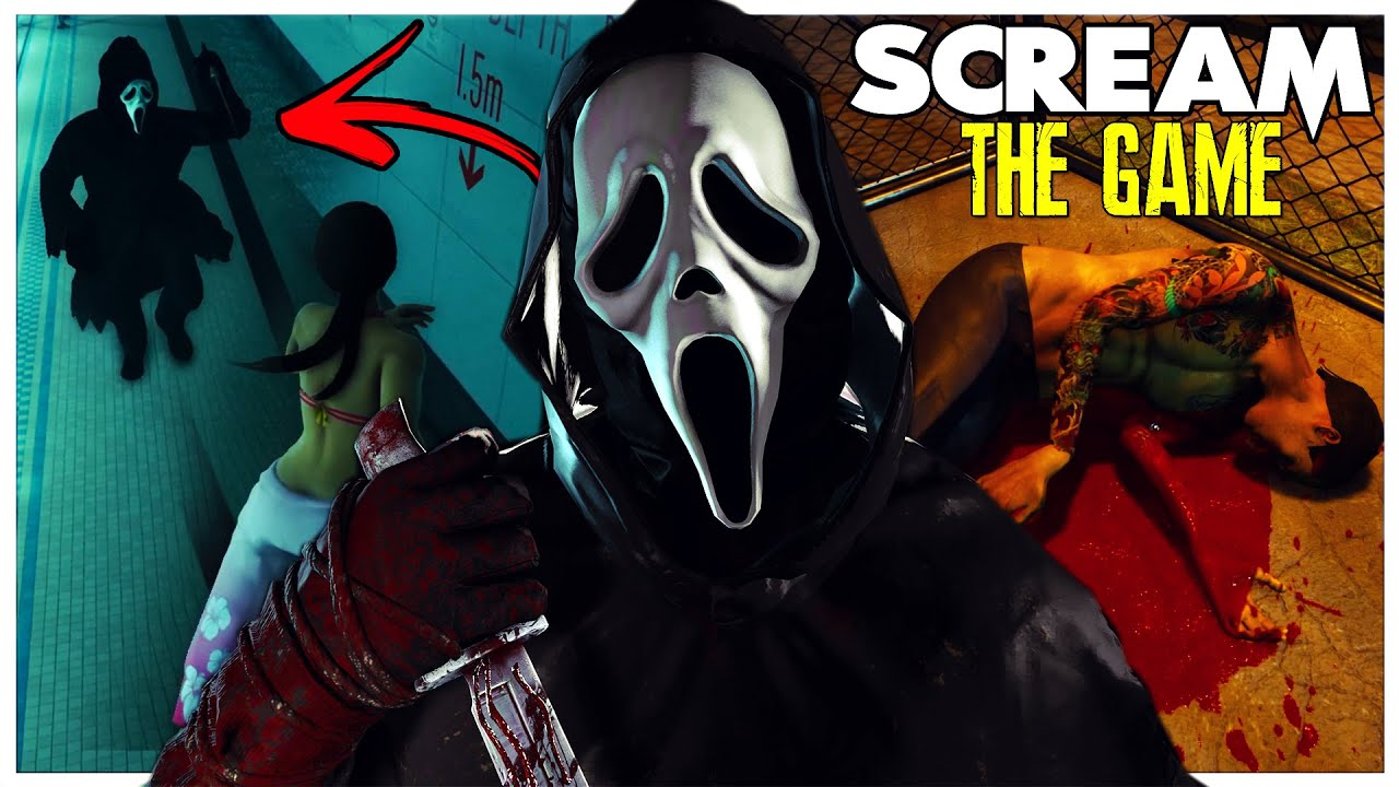 SCREAM: THE GAME IS FINALLY HERE! (CRAZY ENDING)