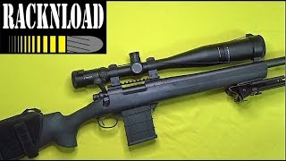 remington 700 SPS TACTICAL **FULL REVIEW** by RACKNLOAD